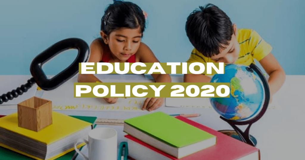 Nayi Shiksha Niti kya hai 2020