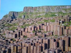 natural Giant's Causeway