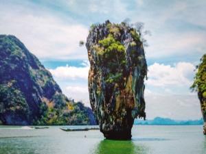 Limestone Rock as Natural Wonders World