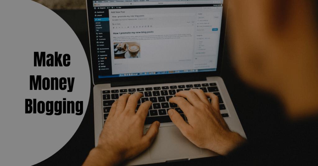 Blogging se paise kamaye