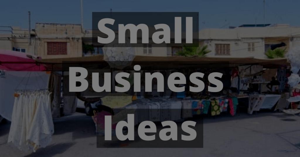 Village Business Ideas