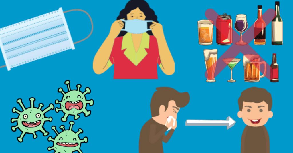 Coronavirus Myths And Facts in Hindi