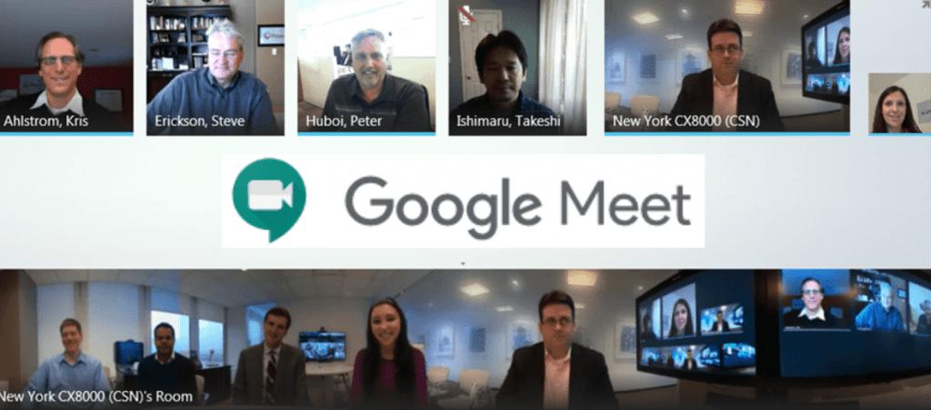 Google Meet kya hai in Hindi