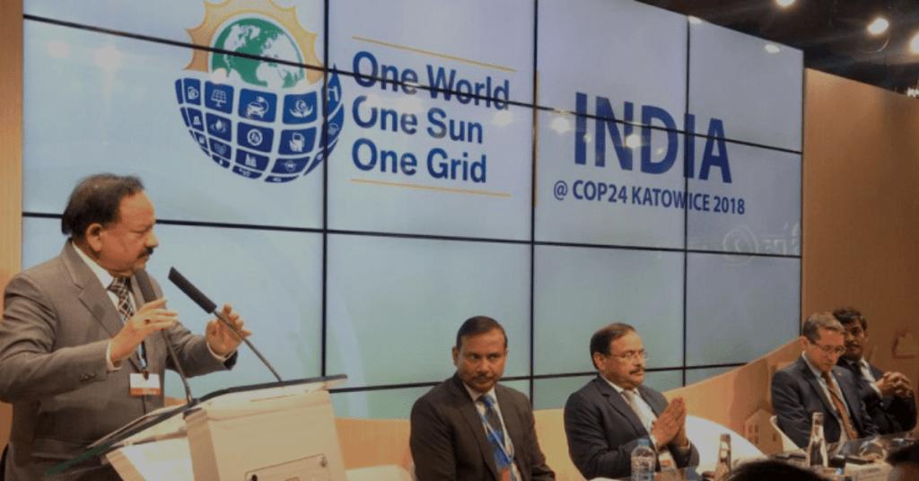 one sun one world one grid OSOWOG in Hindi