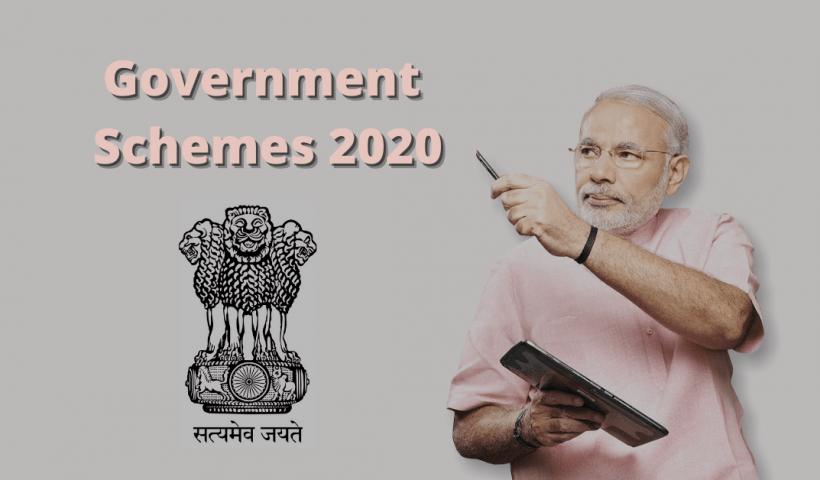 Government Schemes List 2020